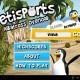 Yetisports: Albatross Overload — лети, пингвин, лети!