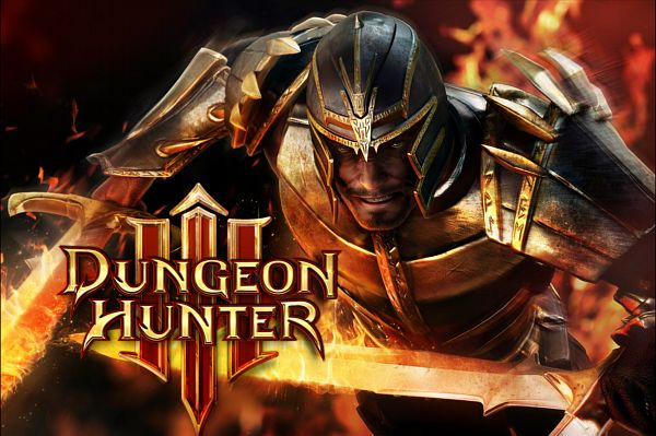 dungeon hunter 3 скачать