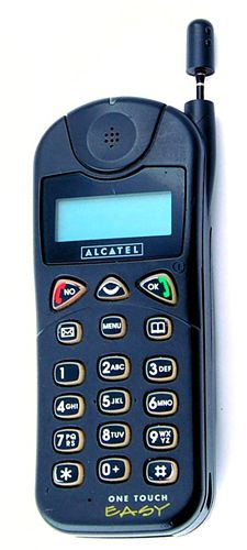 Alcatel OT Easy
