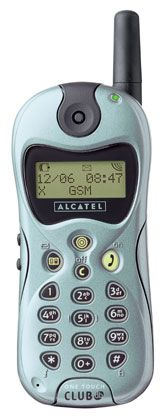Alcatel OT CLUB DB