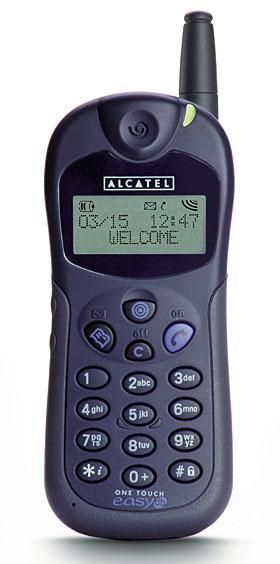 Alcatel OT EASY DB