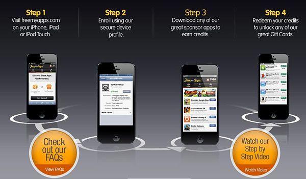 приложения для iphone бесплатно