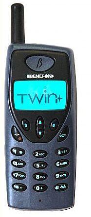 сотовый телефон старый