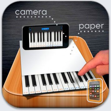 paper piano iphone