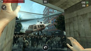 World War Z лучшая игра на ios 2016